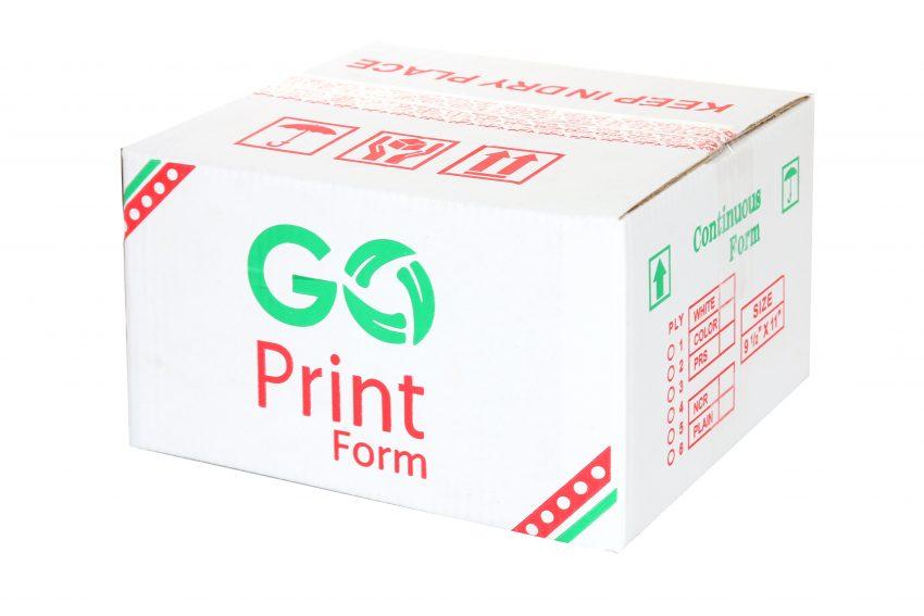 continuous form go print